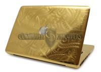Направиха златен Apple MacBook Pro